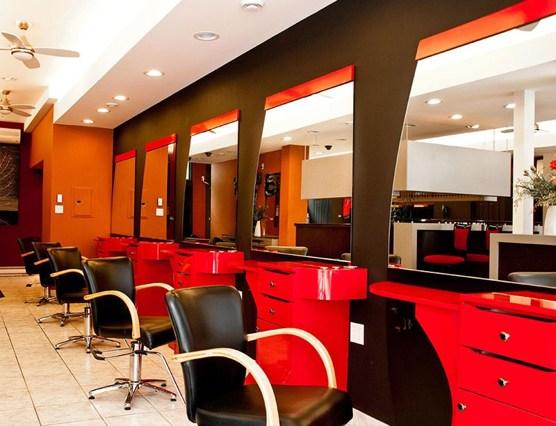 Салон красоты-Мебель для салона «Модель 113»-фото1