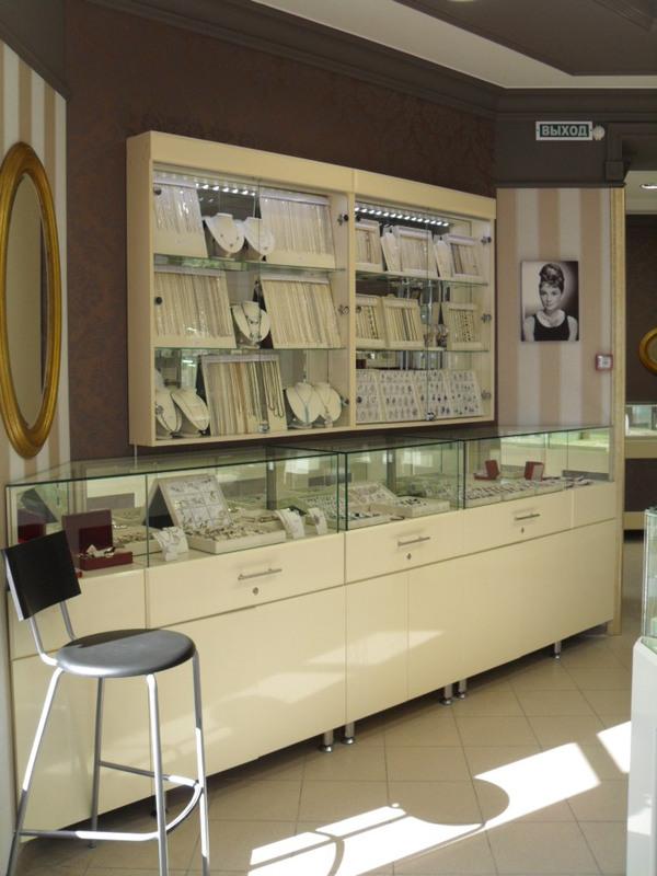 Торговая мебель-Мебель для магазина «Модель 71»-фото1
