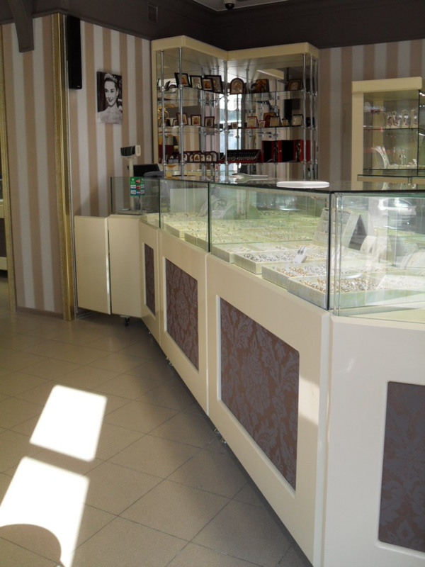 Торговая мебель-Мебель для магазина «Модель 71»-фото5