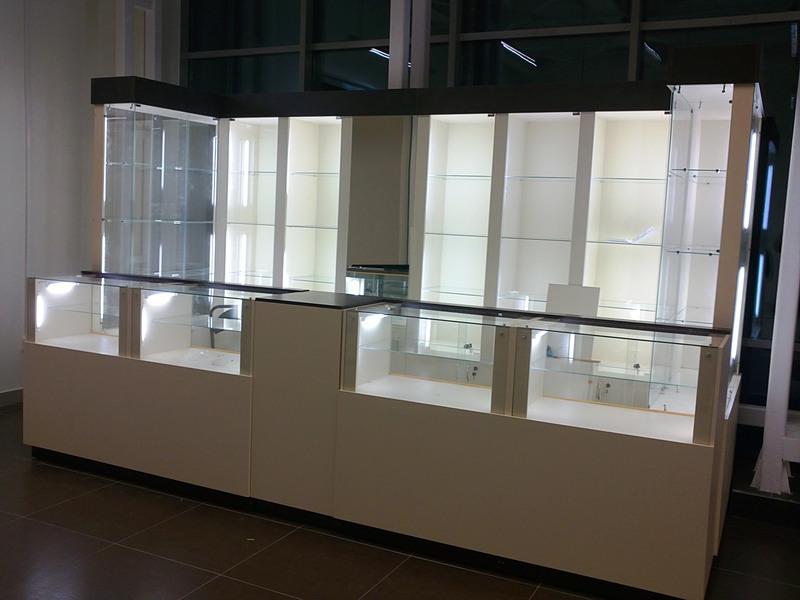 Торговая мебель-Мебель для магазина «Модель 65»-фото1
