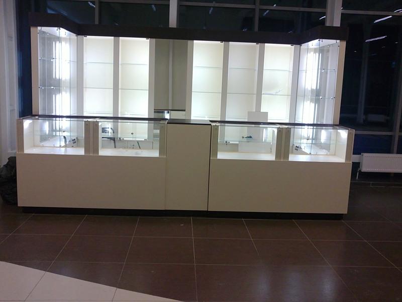 Торговая мебель-Мебель для магазина «Модель 65»-фото2