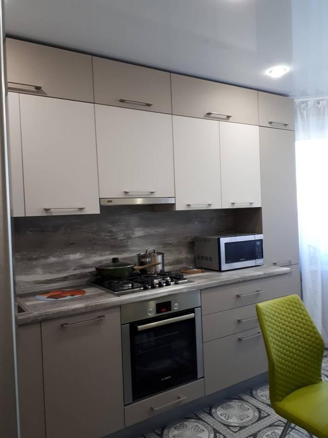Белый кухонный гарнитур-Кухня из ЛДСП «Модель 492»-фото1