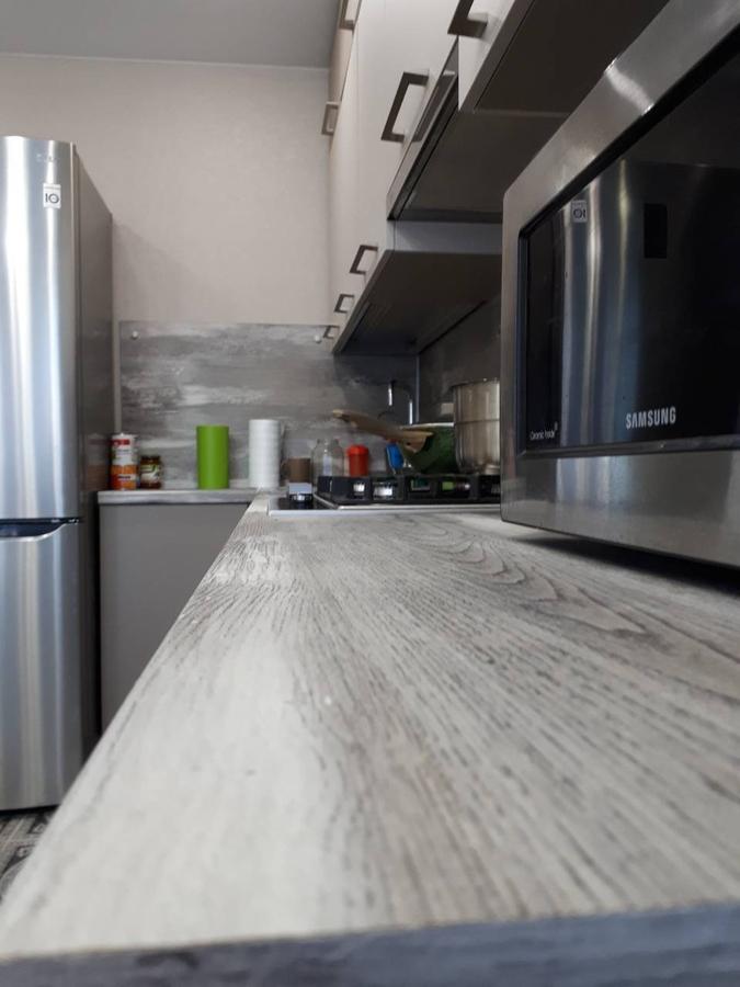 Белый кухонный гарнитур-Кухня из ЛДСП «Модель 492»-фото3