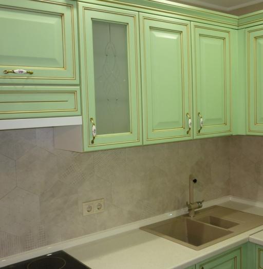 -Кухня МДФ в ПВХ «Модель 326»-фото11
