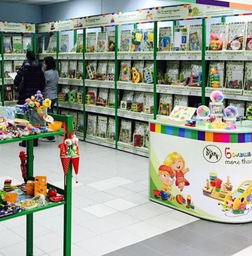 Детский магазин-Мебель для магазина «Модель 49»-фото3