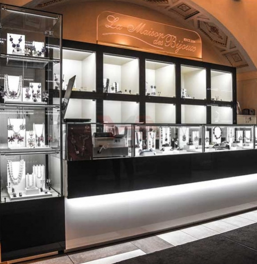 Торговая мебель-Мебель для магазина «Модель 70»-фото3