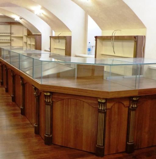 Торговая мебель-Мебель для магазина «Модель 72»-фото6