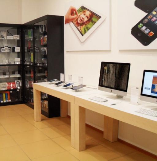 Магазин телефонов-Мебель для магазина «Модель 79»-фото5