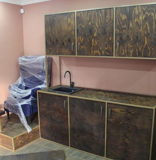 Салон красоты-Мебель для салона «Модель 104»-фото1