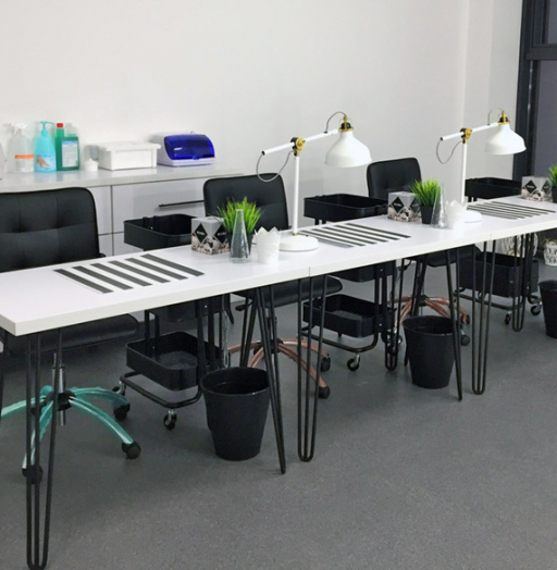 Маникюрный салон-Мебель для салона «Модель 127»-фото1