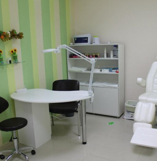 Маникюрный салон-Мебель для салона «Модель 136»-фото1