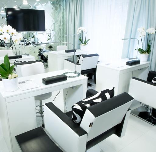 Маникюрный салон-Мебель для салона «Модель 137»-фото1