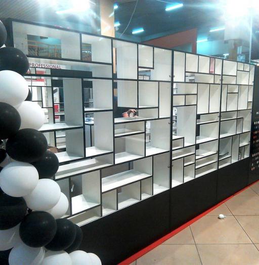 Магазин косметики-Мебель для магазина «Модель 181»-фото2