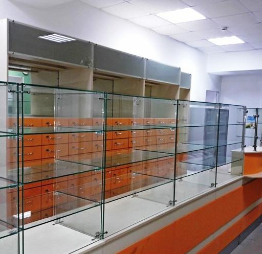 Аптека-Мебель для аптеки «Модель 191»-фото3