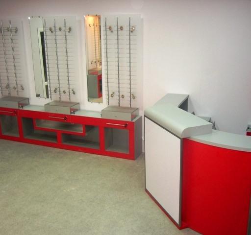 Оптика-Мебель для оптики «Модель 196»-фото9