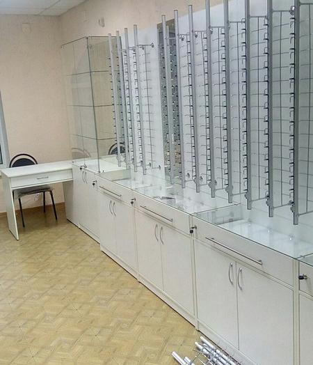 Оптика-Мебель для оптики «Модель 201»-фото6