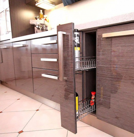 -Кухня МДФ в ПВХ «Модель 116»-фото13