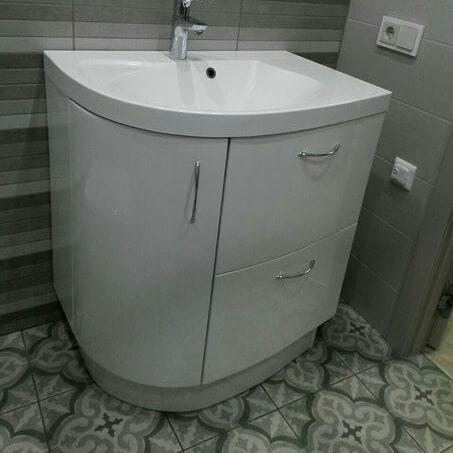 Мебель для ванной комнаты-Мебель для ванной «Модель 33»-фото2
