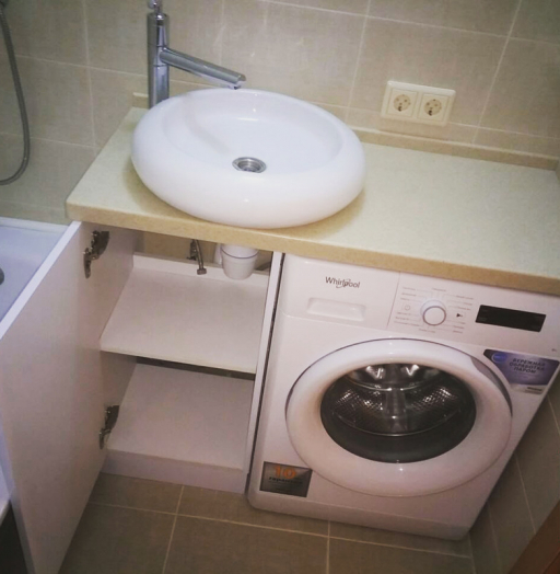 Мебель для ванной комнаты-Мебель для ванны «Модель 43»-фото3