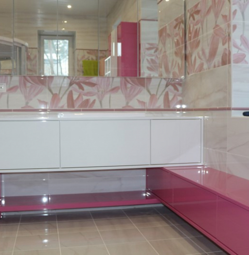 Мебель для ванной комнаты-Мебель для ванной «Модель 84»-фото16