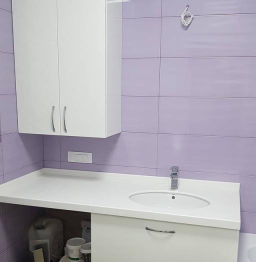 Мебель для ванной комнаты-Мебель для ванной «Модель 93»-фото4