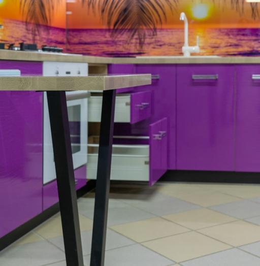 -Кухня МДФ в ПВХ «Модель 45»-фото25