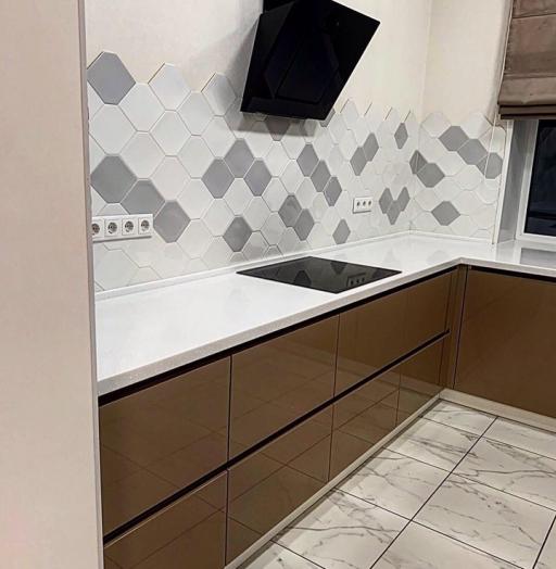 -Кухня МДФ в ПВХ «Модель 60»-фото21