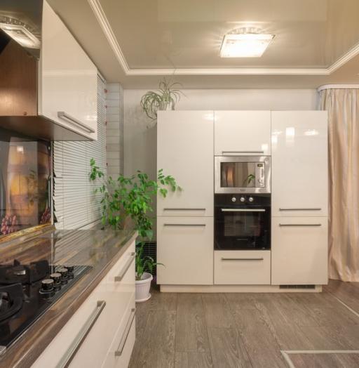 -Кухня из пластика «Модель 2»-фото2