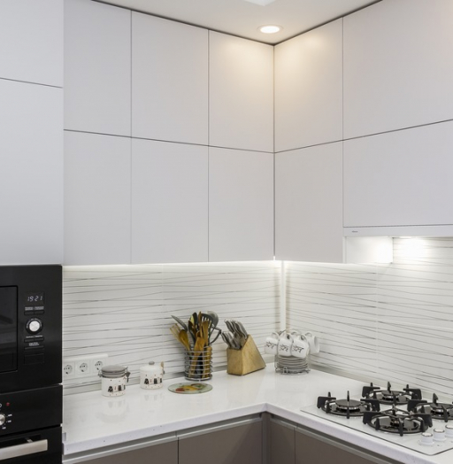 -Кухня МДФ в ПВХ «Модель 9»-фото9