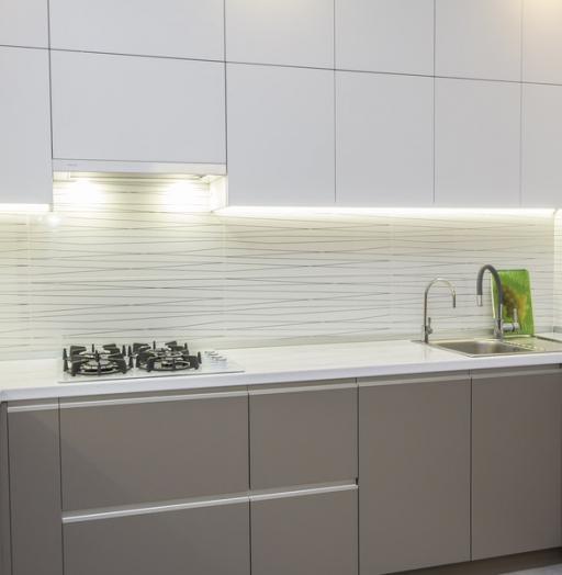 -Кухня МДФ в ПВХ «Модель 9»-фото4