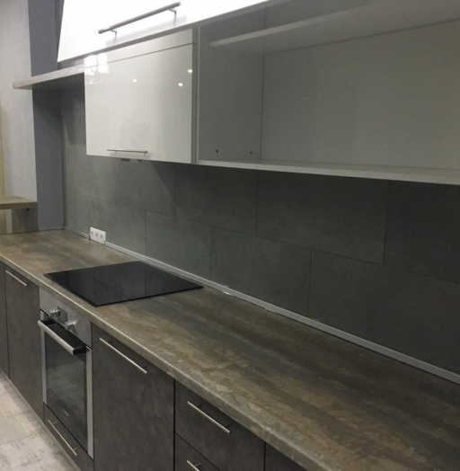 -Кухня МДФ в эмали «Модель 159»-фото18