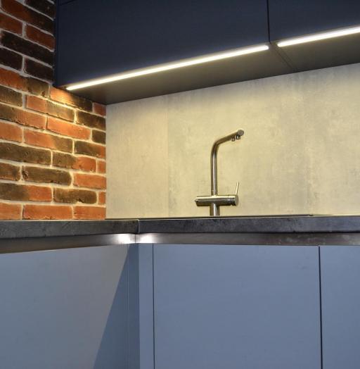 Купить кухню-Кухня МДФ в ПВХ «Модель 623»-фото6